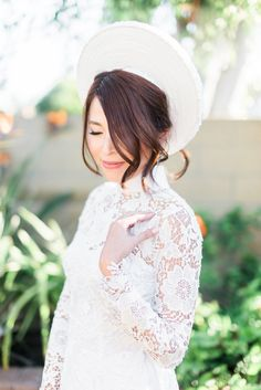 photo: christine skari (www.christine-skari-photography.com) | makeup & hair: kelly zhang studio (www.kellyzhang.com) #christineskari #christineskariphoto #kellyzhang #kellyzhangstudio #kellyzhangteam #ubran #modern #romantic #urbanoasis #wedding #bride #bridal #makeup #hair #updo #natural #glam #aodai #eurekabuilding #oc