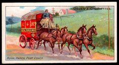 GB Carruaje Postal