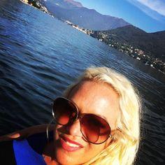 Boating on #lakecomo #tbt #instatravel  #NYSAR #trademission #italy #boating #nocarbleftbehind #swissalps #international #realtor #realestate #CIPS #NAR #RPAC #internationalpropertyspecialist