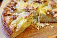 Фото к рецепту: Сказочный пирог Грушевое наслаждение