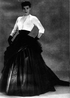 Vintage Christian Dior Gown