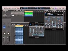 In this tutorial, Mike Irwin (AKA Miir) demonstrates the use of Logic Pro X's Noise Gate filter to create rhythmic gating and stutter/glitch effects. Soundcl...