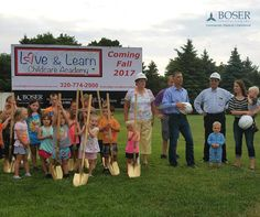 We are very #proud to help Love & Learn Childcare Academy with their #new #facility that is set to open in November.