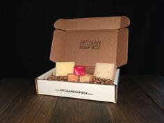 Artisan Soap Box May 2015