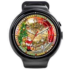 869f3b74c I4 AIR 2G+16G Camera WIFI GPS Heart Rate Monitor Fashion TPU Strap Smart  Watch Phone
