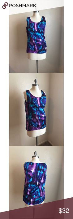 ❤️Michael Kors Tank❤️ Excellent condition. Size 10. No rips, stains or tears. MICHAEL Michael Kors Tops Tank Tops