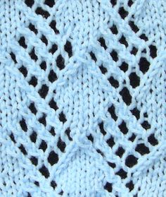Folk Lace | The Weekly Stitch