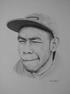 Tyler, The Creator by Davis53