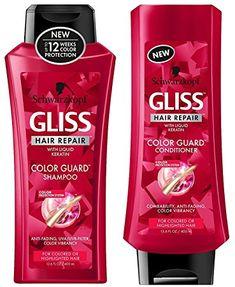 Schwarzkopf Color, Color Guard, Hair Repair, Shampoo And Conditioner, Keratin, Hair Highlights, Dream Life, Highlighted Hair, Rite Aid