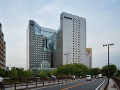 Solid Square (ソリッドスクエア) / Architect : Nikken Sekkei (設計:日建設計).