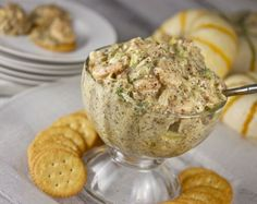 Creole Shrimp Dip A spicy, Louisiana party recipe -- perfect for any holiday gathering.