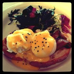 """""""Eggs Benedict at Bettys Kitschen"""" from @tymm on Piictu"""
