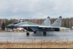 MiG-29A Immaculate