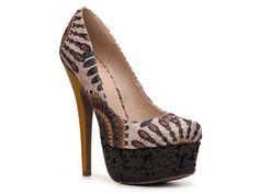 Zigi Soho Printy Eyelet Pump Pumps & Heels Women's Shoes - DSW