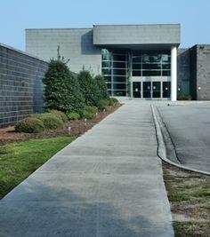 Cameron Art Museum | A Wilmington, North Carolina Wedding Venue | www.partyista.com