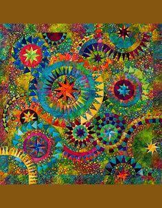 The Colourful Quilt pattern by Jacqueline de Jonge