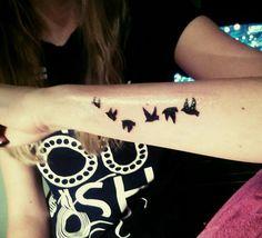 #tatoo #me #girl