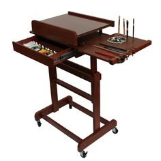 Crafttech International Inc. Products - Artist Sketch Table Easel
