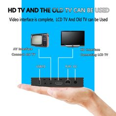 H96 H2 MAX RK3328 4GB RAM 64GB ROM 5G WIFI Bluetooth 4.0 USB3.0 Android 7.1 TV Box with Time Display Tv Connect, 4gb Ram, Photography Camera, Old Tv, Arduino, Wifi, Bluetooth, Android, Display