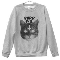 The ultimate sweatshirt you've been searching for. By killercondoapparel, $25.99. #cats #kittens #tees #fashion