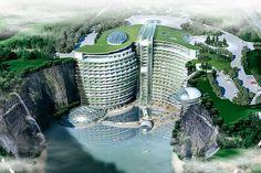 Shimao Wonderland Hotel | Uncrate