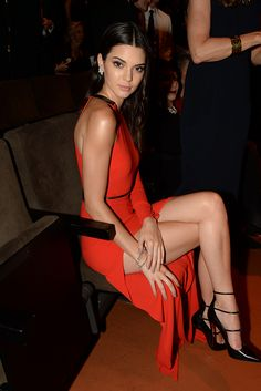 Kendall Jenner [Photo: Steve Eichner]