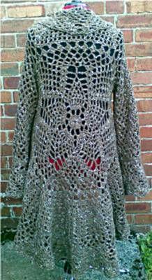 Heidi's Crochet Scrapbook / BT_Pineapple_Coat