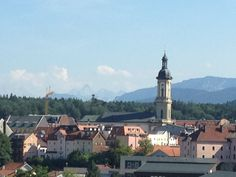 Traunstein in Bayern