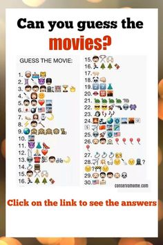 Here are some popular movies made of emojis can you figure out what they are? Here are some popular movies made of emojis can you figure out what they are? Emoji Quiz, Emoji Games, Quiz With Answers, Riddles And Answers, Guess The Emoji Answers, Emoji Puzzle, Brain Teasers Riddles, Brain Teasers With Answers, Brain Teaser Puzzles