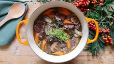 Ukens matblogg: Frankofil kjøttgryte
