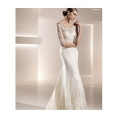 Long Sleeved Wedding Dresses 14