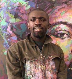Solomon Omogboye - Artyli.com Contemporary African Art, Contemporary Artists, Who Is A Teacher, What Is Life About, Best Artist, Limited Edition Prints, All Art, Online Art, Oil On Canvas