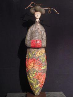 Pièces en Grés | Rachel STOPA Ceramique