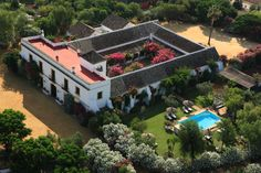Hacienda de San Rafael - Seville, Spain With its...   Luxury Accommodations