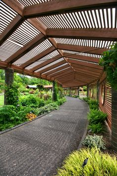 Timber Architecture, Landscape Architecture, Landscape Design, Architecture Design, Outdoor Spaces, Outdoor Living, Landscape Structure, Canopy Design, Shade Structure
