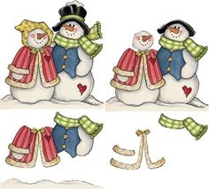 Photo: This Photo was uploaded by Find other pictures and photos or upload your own with Photobucket free image and video ho. Christmas Decoupage, Christmas Drawing, Christmas Cards To Make, Christmas Images, Xmas Cards, Christmas Snowman, 3d Cards, Cool Cards, Image 3d