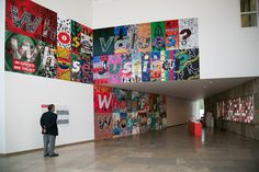 Artist Barbara Kruger, the 2014/15 Getty Artists Program invitee, is internationally renowned for her large-scale and immersive image, text, and video instal...