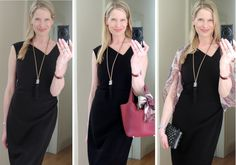 MaiTai's Picture Book: What to pack - LBD variations