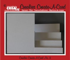 Crealies Create A Card dies. Buy them here: http://www.crealies.nl/n1/24683/Stans-Crealies-Create-A-Card.htm