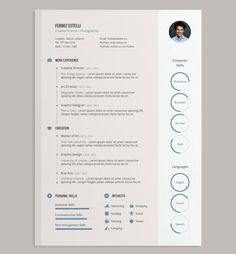 Pros  Cons And  Risks Of Graphic Resumes By Epic Cv Via