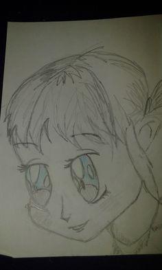 anime baba :D próbálgatam rajzolni nem sok sikerel :D