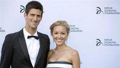 Tennis star Novak Djokovic announces engagement to girlfriend - Solar Sports Desk