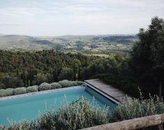 Minutes – La Locanda Country Hotel, Tuscany, Italy