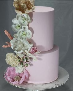 Flower Cake by ELİF ERGİN