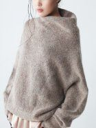 Eden Oversized Mohair Sweater