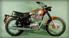 Ducati Scrambler - 1968