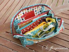 Sew together bag