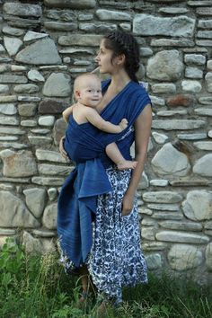 BaBy SaBye hand-woven wrap 100% cotton without by BaBySaBye