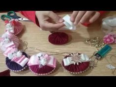 Taşlı Sabun Süslemesi - YouTube