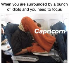 Not all Capricorn are workaholics and control freaks. Loyal, practical and somehow insecure, these funny Capricorn memes will reveal their true selves. Horoscope Capricorn, Capricorn Facts, Capricorn Quotes, Zodiac Signs Capricorn, My Zodiac Sign, Earth Signs Zodiac, Capricorn And Cancer, Horoscope Funny, Horoscope Signs